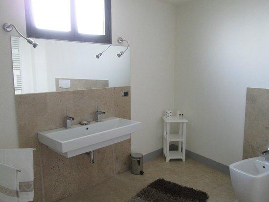 Villa Palagetto: Badezimmer Suite