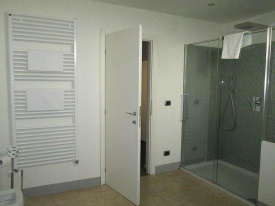 Villa Palagetto: Dusche Suite