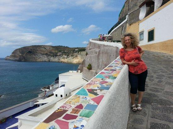 Hotel Casa La Vigna: panorama