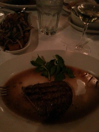 Morton's - The Steakhouse: Amazing!