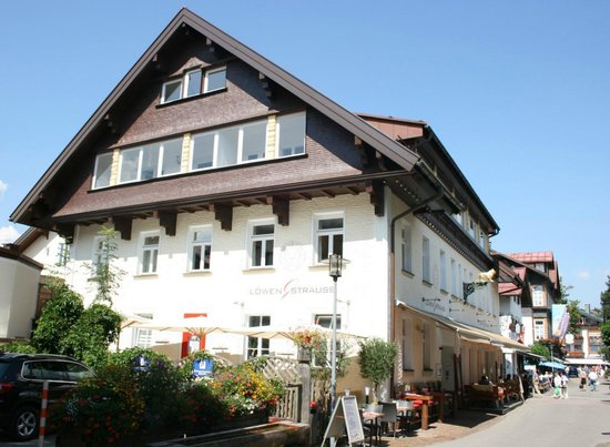 Alpin Lifestyle Lowen & Strauss: Hotel in der Fußgängerzone
