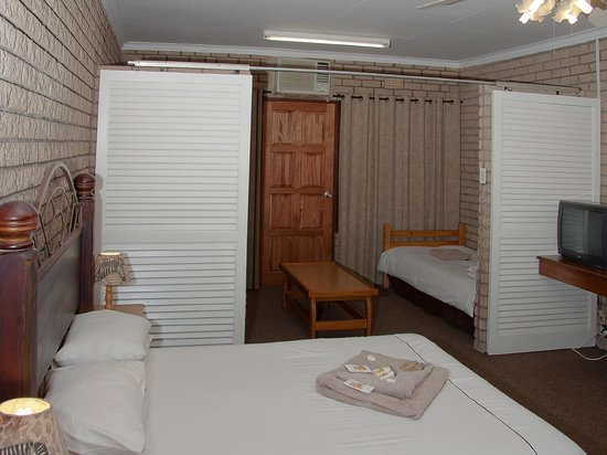 St. Lucia Safari Lodge: Self Catering 4 Sleeper Bedroom