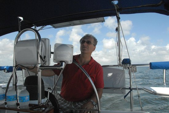 At the Helm Sailing Charters: At the Helm