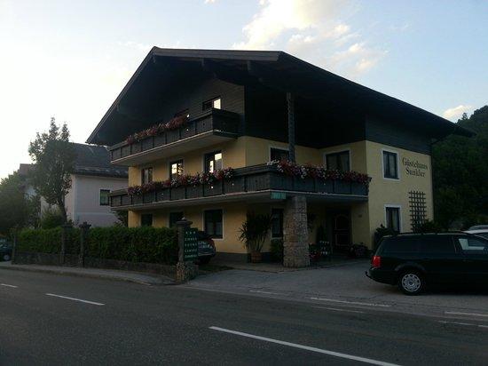 Gaestehaus Sunkler : hotel