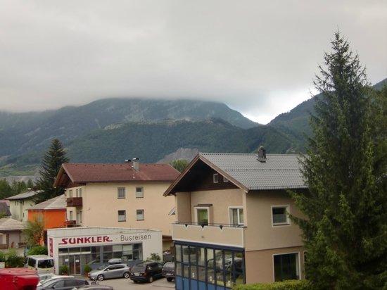Gästehaus Sunkler: uitzicht