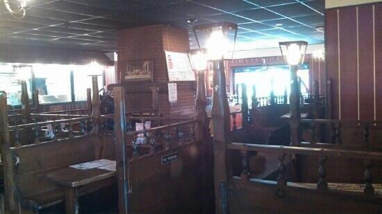 Py S Family Pub Inside The Restaurant