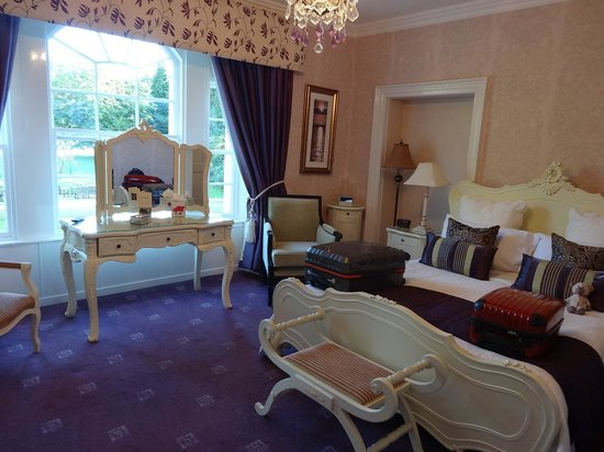 Belsyde Country House Bed & Breakfast: une chambre