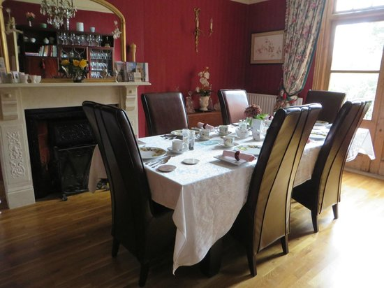 Lenwade Bed & Breakfast: Breakfast room