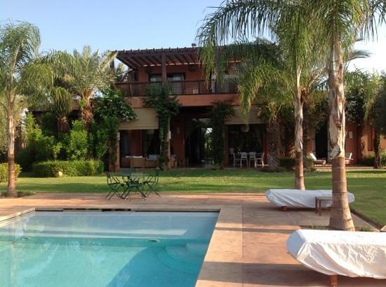 Villa Jardin Nomade: le reve