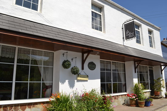 La-Gallerie Bed and Breakfast: A welcome awaits you at La Gallerie