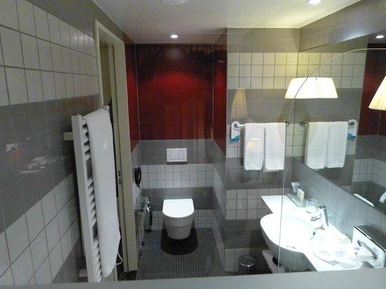 Radisson Blu Hotel, Zurich Airport: Bathroom