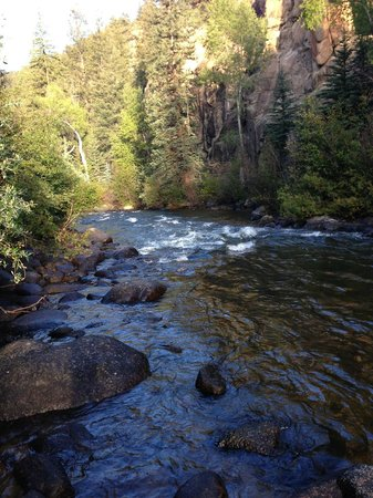 Gunnison National Forest: Taylor River