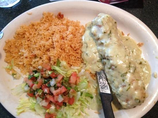 Schertz Chicken Picture Of Garcias Mexican Restaurant Schertz