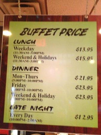 IlMee Buffet Restaurant