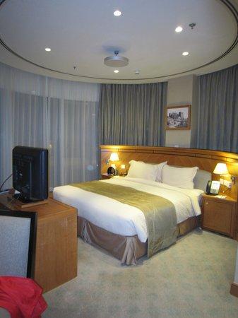 Retaj Royale Doha : Habitacion de la suite