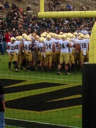 """Purdue University: Notre Dame getting ready to take the """"up"""" out of the Boiler! lol!!!!"""