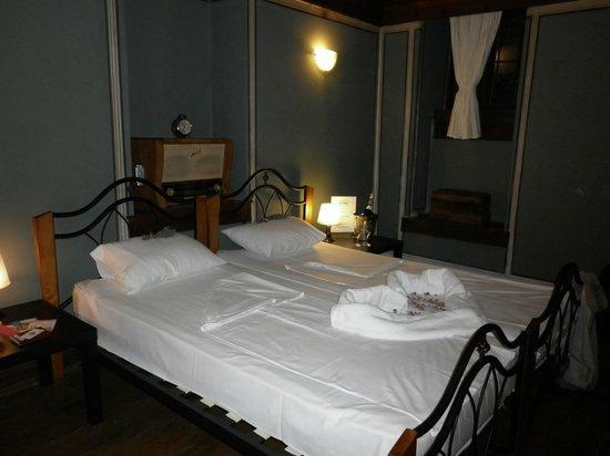 Hostel Old Plovdiv: Wonderful room :-)