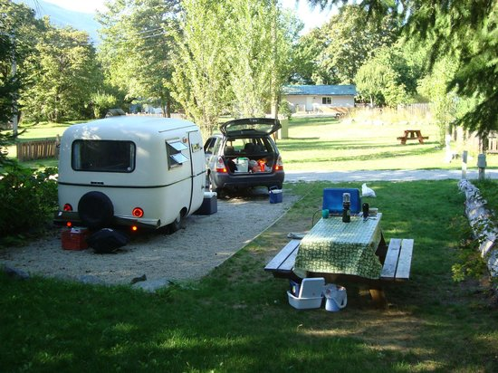 Anderson Creek Campground: main campground site