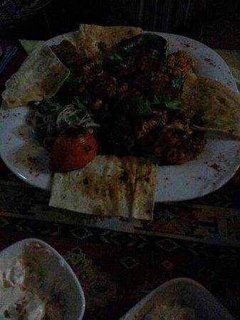 Otantik Grill: Lamb kebab