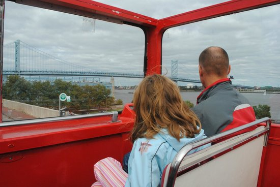 Philadelphia Sightseeing Tours: Ben Franklin bridge