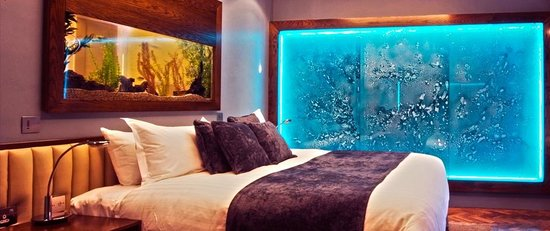 Le Monde Hotel Edinburgh: Atlantis