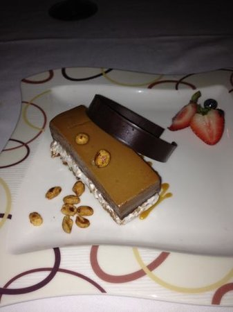 Waterlot Inn Restaurant : snicker bar