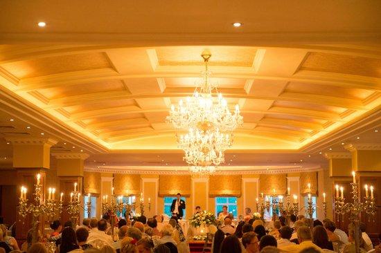 Fitzgerald's Vienna Woods Hotel: Ballroom