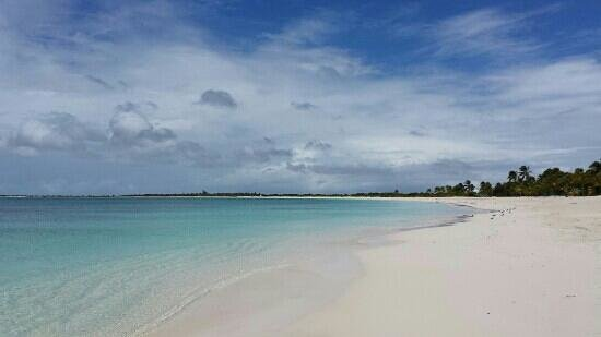 17 Mile Beach Cocoa Barbuda