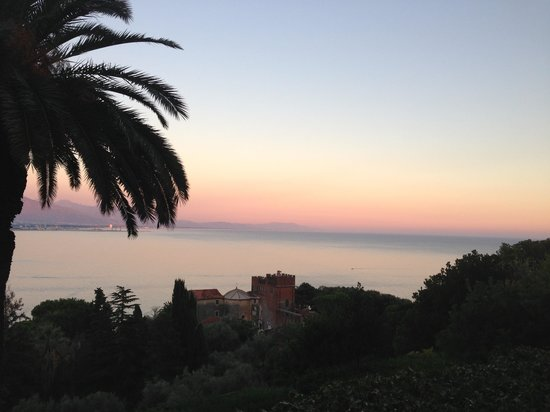 Monastero Santa Croce: Al mattino