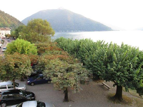 Hotel La Palma: Aussicht vom Zimmer