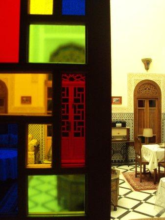 Dar Dalila : la salle à manger