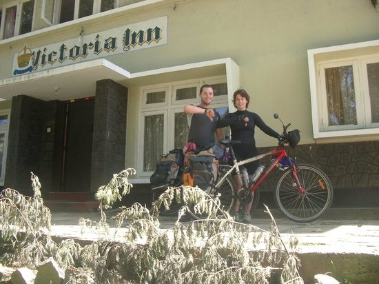 Victoria Inn: Vue entrée