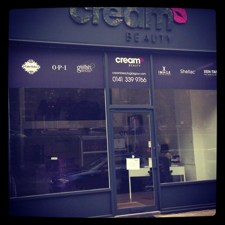 Cream Beauty Boutique