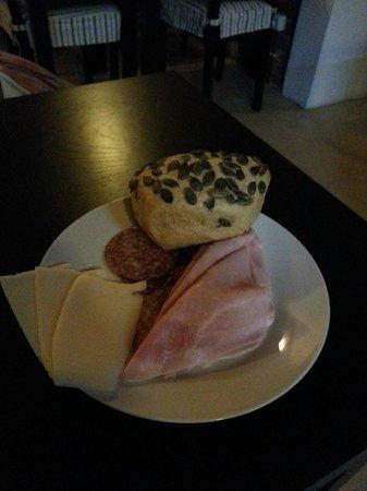 Hotel Trevi: colazione