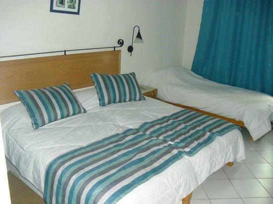Hotel Salambo Hammamet.: chambre