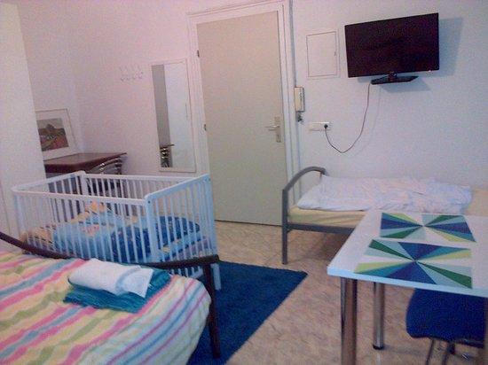 Apartments Heine: Habitación (más camas)