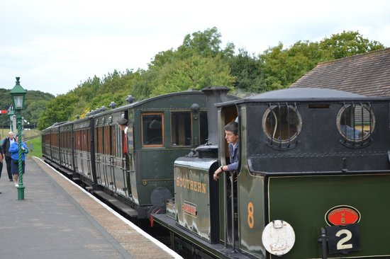 Isle of Wight Steam Railway: 25
