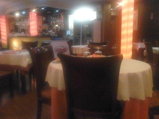 Restaurante Asiatico: Restaurante
