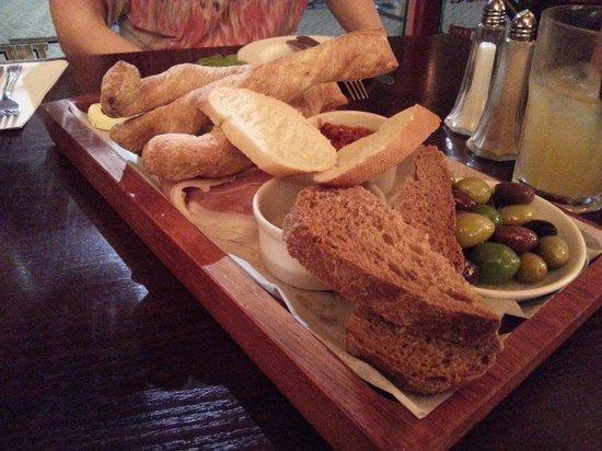 Cafe Rouge - Birmingham New Street: Sharing platter