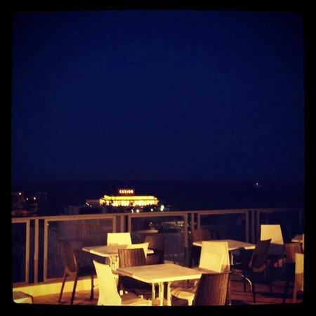Alexandra Hotel Malta: Roof top view