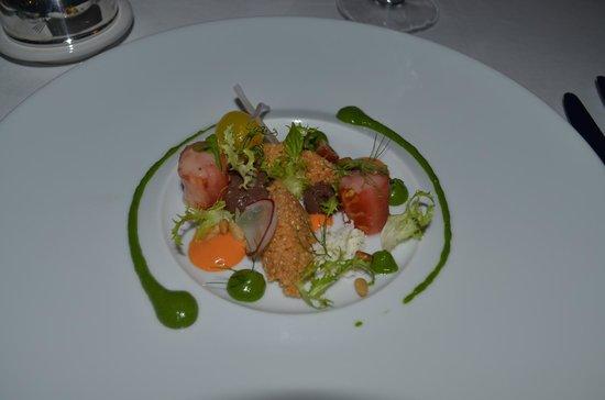 Carolina: Salad
