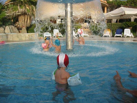 Hotel  Solemare: piscina bimbi