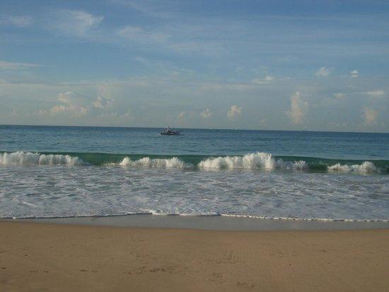 Sun N Sea Guesthouse: Vue sur mer