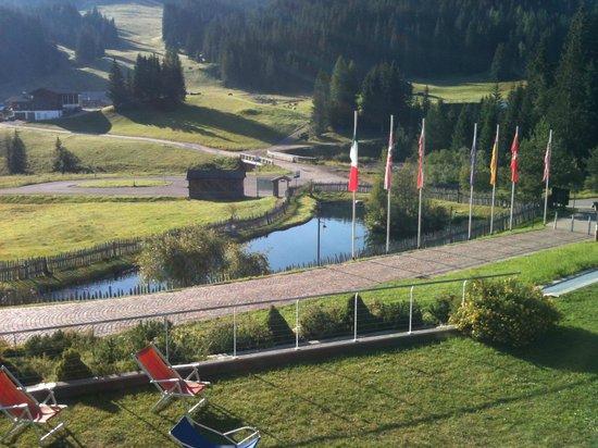 Hotel Saltria - true alpine living: panorama da sogno