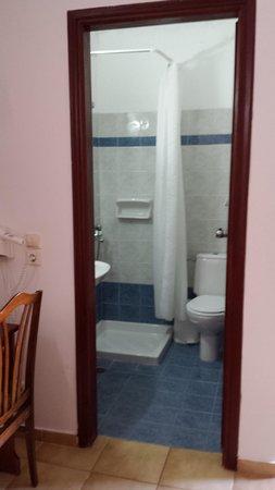 Hotel Makarios : Bagno