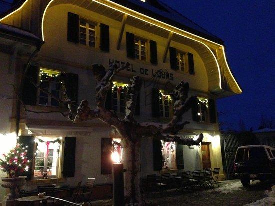 Romantik Hotel de l'Ours : Hotel