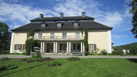 Marbacka Minnesgard: Selma Lagerløfs hjem
