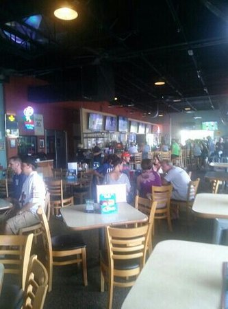 Main Bar Picture Of Fade Away Sports Bar Amp Grill Fort