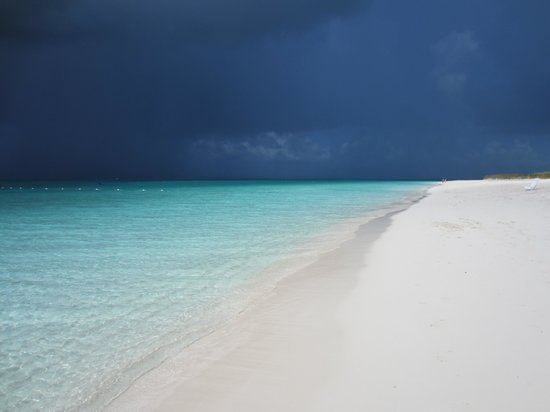 Sands at Grace Bay: Gorgeous colors!