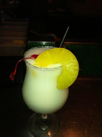 K-BOB'S Steakhouse Rockport: Pina colada